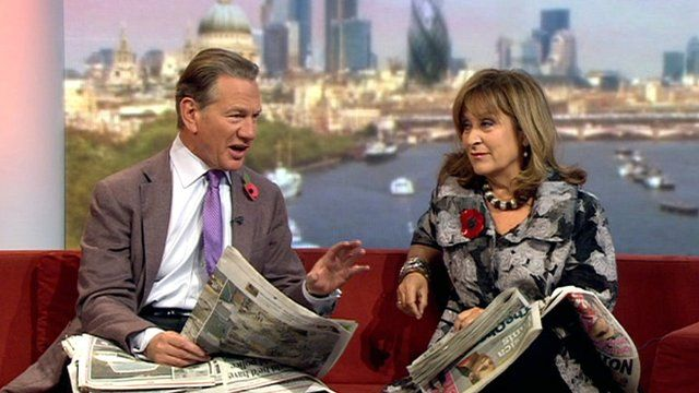 Michael Portillo, Helena Kennedy on The Andrew Marr Show