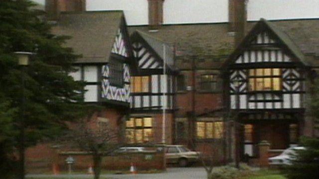 Bryn Estyn care home in North Wales