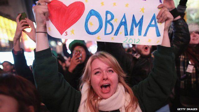 Obama supporter
