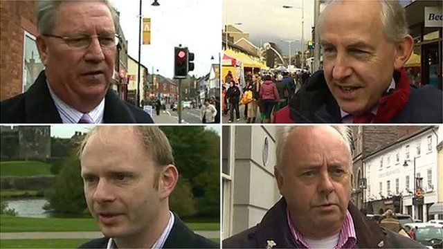 The four candidates standing in Gwent for police and crime commissioner