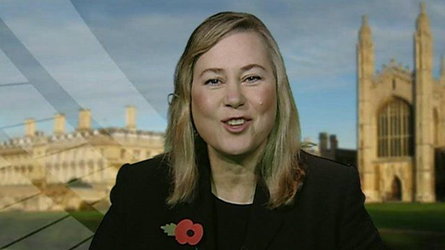 Christina Rees, a member of the General Synod