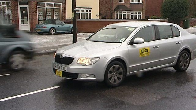 A survey showed more than 160 assaults on taxi drivers in one week in Nottingham.