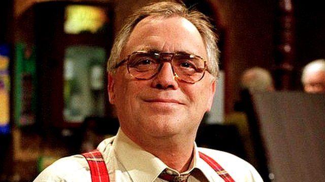 "Coronation Street cast members said they were ""devastated"" at Tarmey's death"