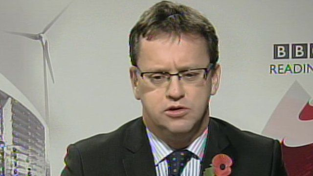 Rob Wilson, Conservative MP for Reading East