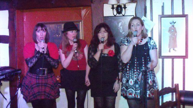 Four Tart Harmony at The Great Malvern Hotel