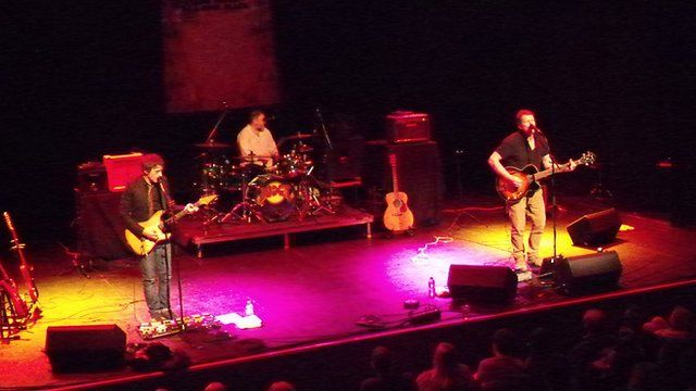 Dodgy at The Artrix in Bromsgrove