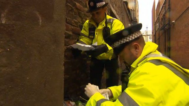 Enforcement officers in Newham