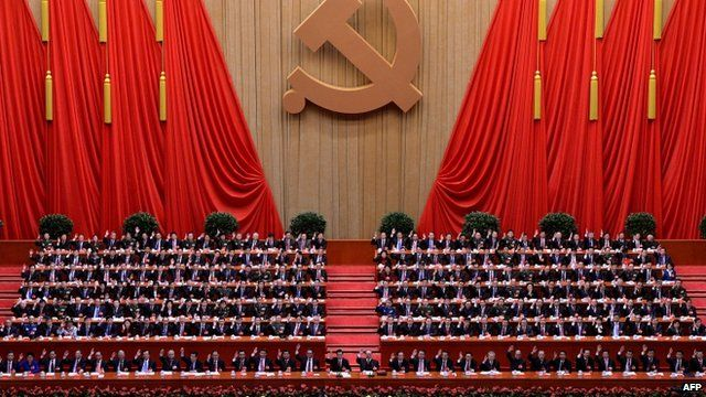 Party Congress, China