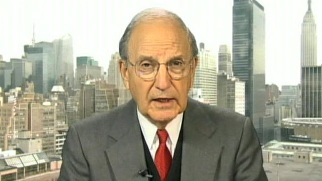 George Mitchell on WNA