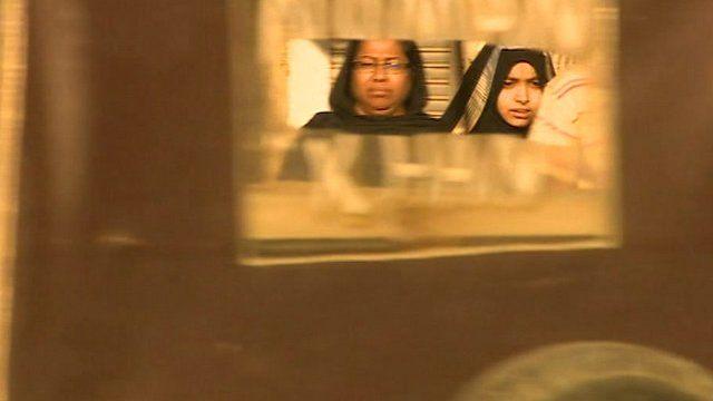 Women in Karachi