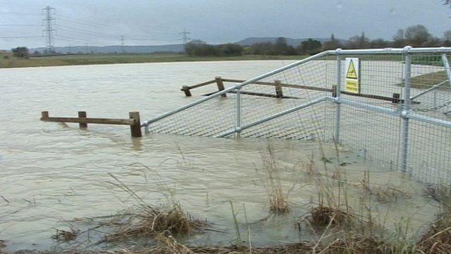 Horsbere Brook Flood Storage Area