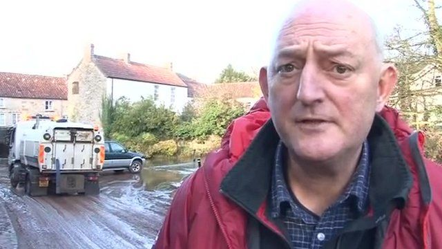 Duncan Massey of Avon and Somerset Search and Rescue
