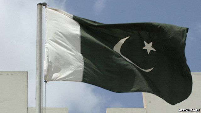 Image result for pakistan flag bbc