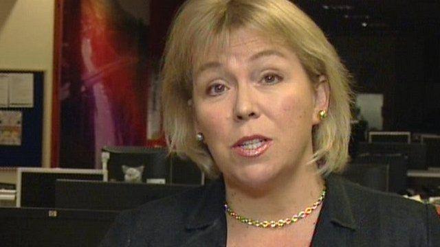 Child Protection Consultant, Joanna Nicolas