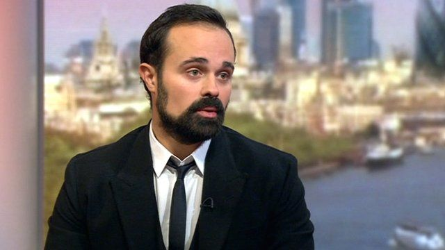 Evgeny Lebedev on The Andrew Marr Show