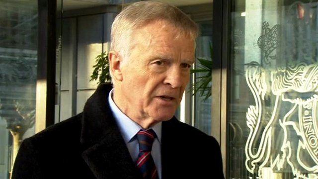 Former Formula One racing boss Max Mosley