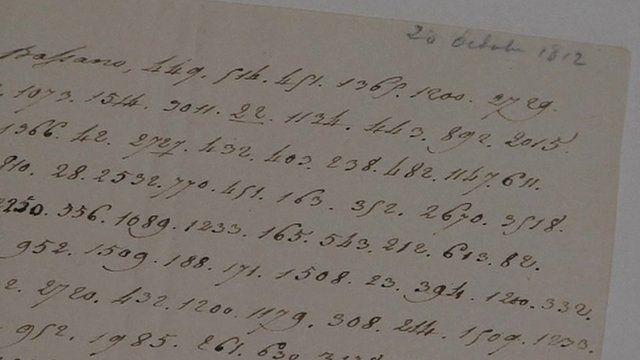 Napoleon letter
