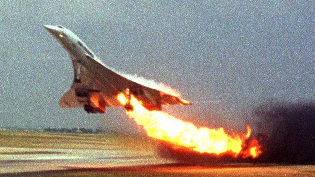 The Air France Concorde