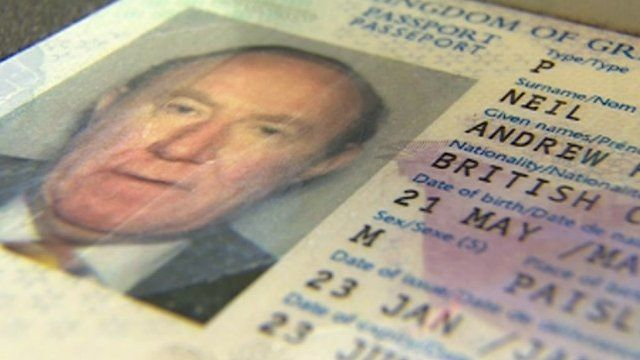 Design And Bbc News Over - Statements Passports Colours Political