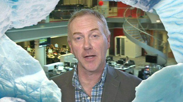 BBC environment journalist Matt McGrath