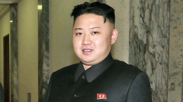 N Korea leader Kim Jong-un - file photo