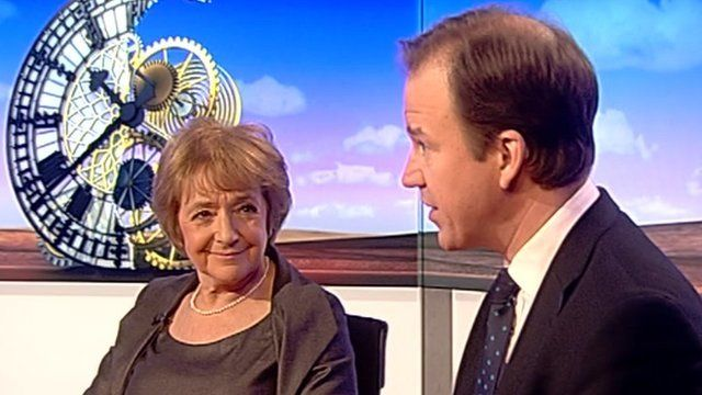 Margaret Hodge and Jesse Norman
