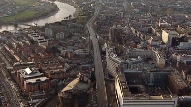 Hammersmith Flyover