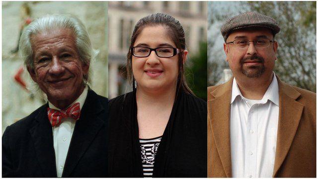 Three Hispanic Republicans