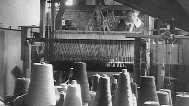 Ditchling weaver