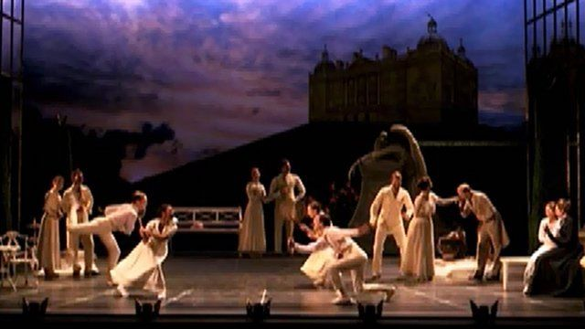 Matthew Bourne reworks the classic, Sleeping Beauty