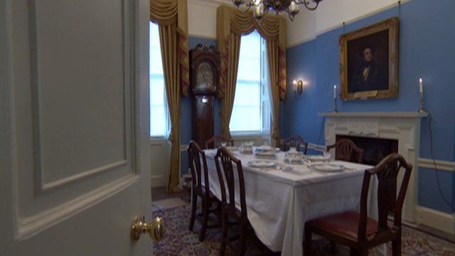 Charles Dickens Museum in central London