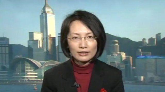 Helen Qiao, Morgan Stanley