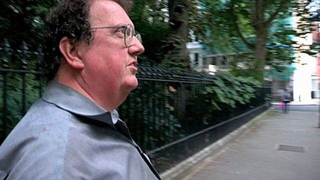 Kevin Browne, a former investment banker