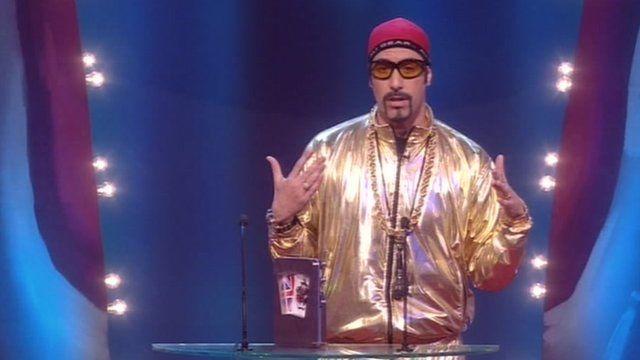 Sacha Baron Cohen as Ali G