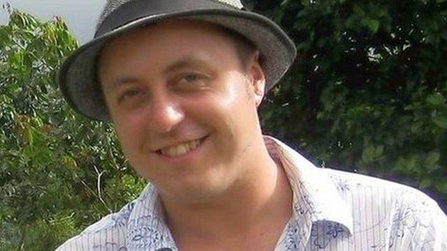 Sam Harding - victim