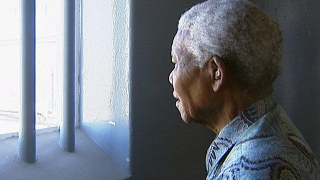 Nelson Mandela: The 27 prison years