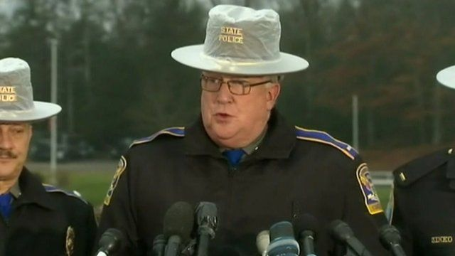 Lt Paul Vance from Connecticut State Police Department
