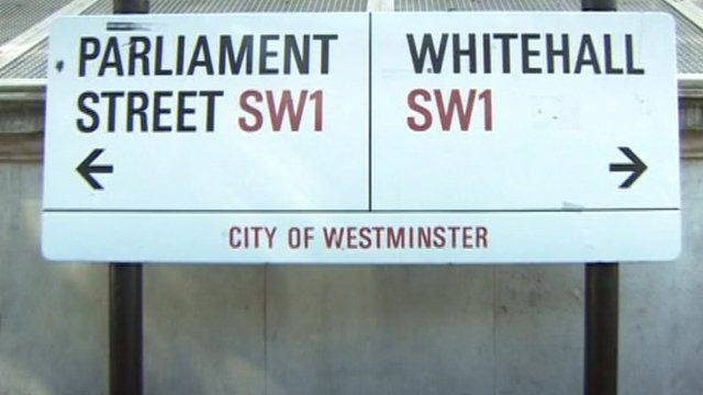 Westminster signs