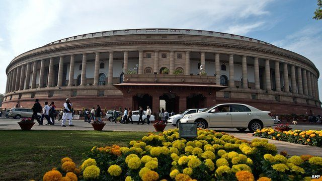 India's Parliament House