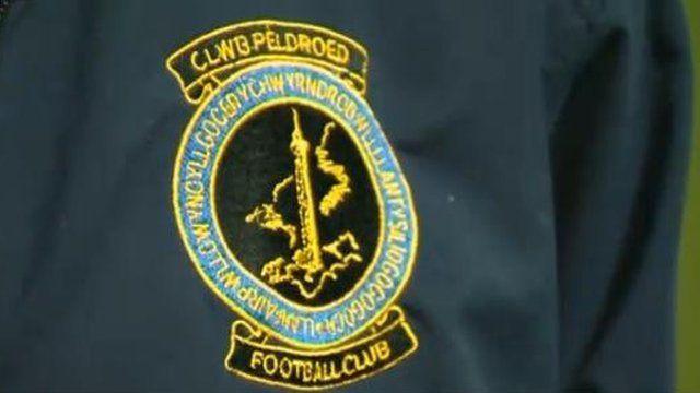 Llanfairpwll FC logo
