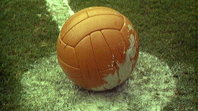 Football used during the 1966 World Cup