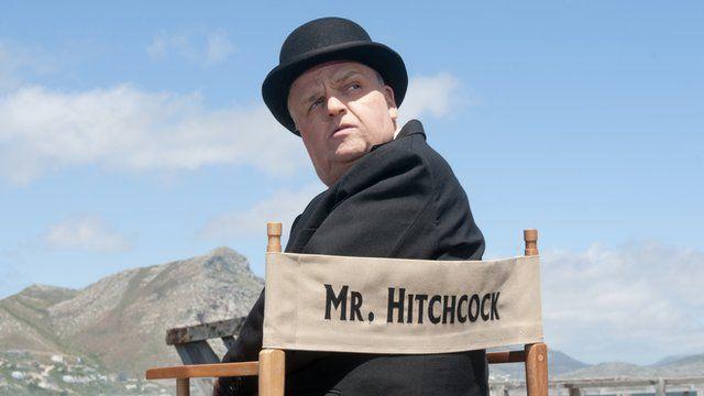Toby Jones as Alfred Hitchcock