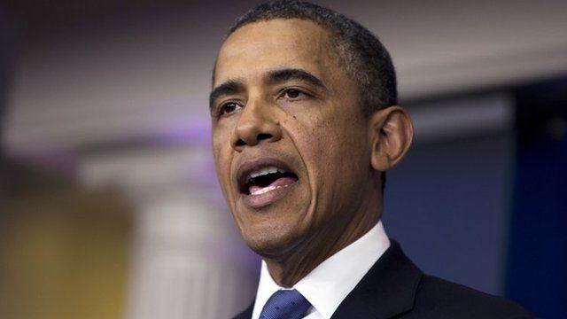 US President Barack Obama (28 Dec 2012)