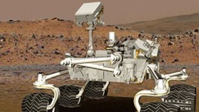 Curiosity rover traces loss of Martian air