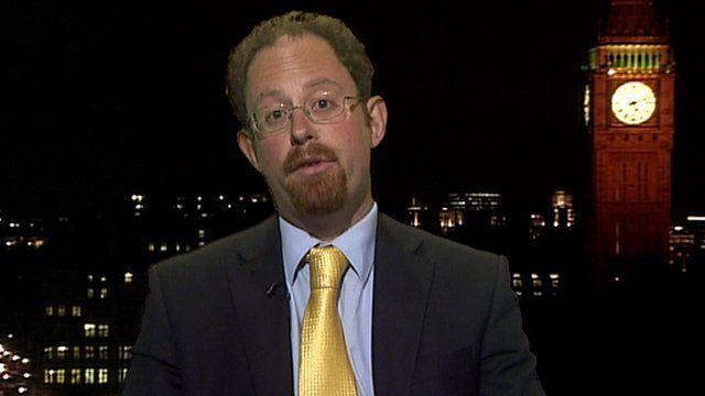 Liberal Democrat MP Julian Huppert