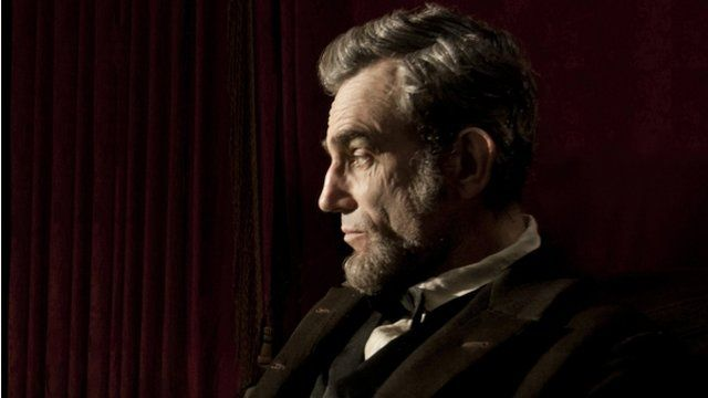 Daniel Day-Lewis as Abraham Lincoln