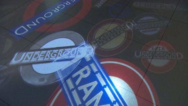 London Underground branding