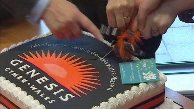 Genesis cake