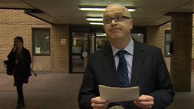 Greg McGill, Crown Prosecution Service