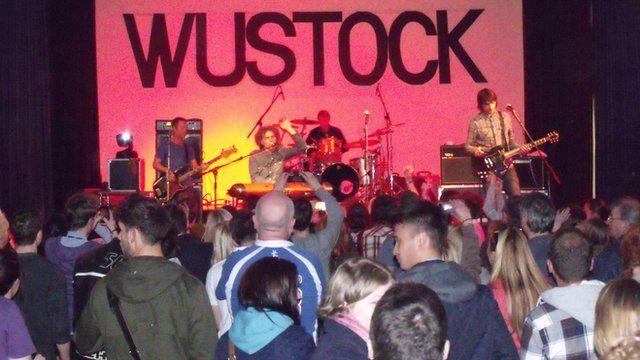 Toploader at Wustock